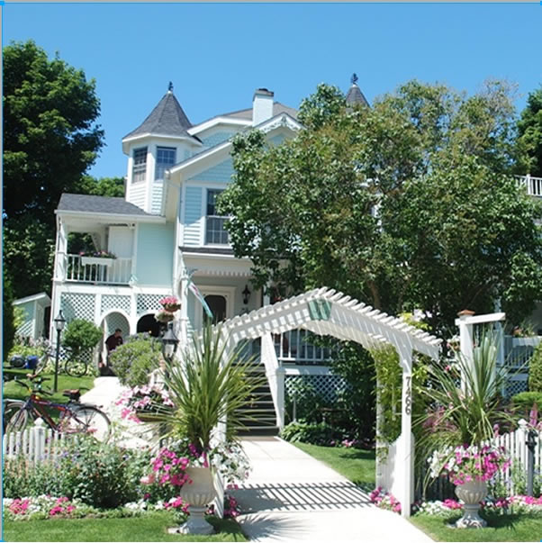 Metivier Inn A Boutique Bed And Breakfast Inn On Beautiful Mackinac